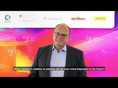 Christof Späth interview following the Oerlikon breakout session at Swiss Innovation Forum 2020