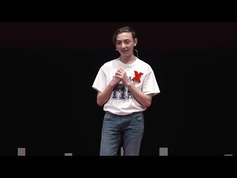 21. Yüzyıl Çocuğu   Mehmet Ali Makbuloğlu   TEDxBahcesehirUniversity