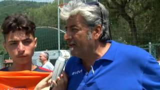 Real Napoli Basket al Camping Europa Unita
