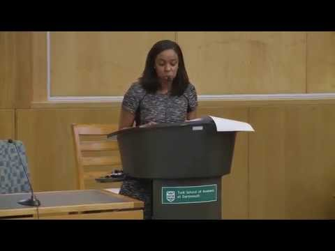 2015 Martin Luther King Jr. Social Justice Awards at Dartmouth College