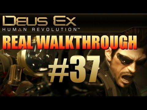 Deus Ex Human Revolution Walkthrough Pt 37 - Rotten Business, Shanghai Justice, Alice Garden Pods