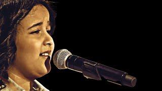 ملطشة القلوب اشرقت احمد لايف بدون موسيقي