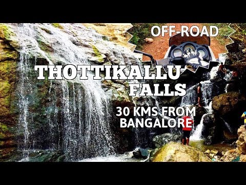 TK FALLS | THOTTIKALLU FALLS FULL HD | 35 KMS FROM BANGALORE | OFF-ROAD FUN | VALORE ACTION CAM
