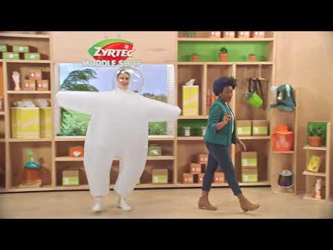 Allergy Suit Treatment (:30) | ZYRTEC®
