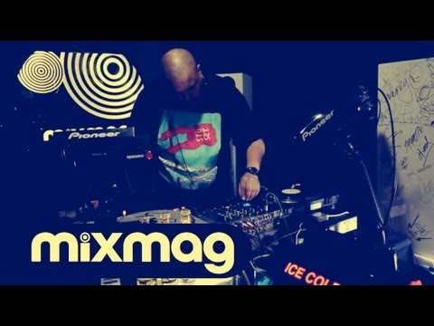 dBridge & Skeptical d'n'b sets in The Lab LDN [Exit Records]