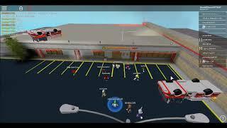 ROBLOX Chuck E Cheese's: The 3RD FIRE. (Part 2/2)