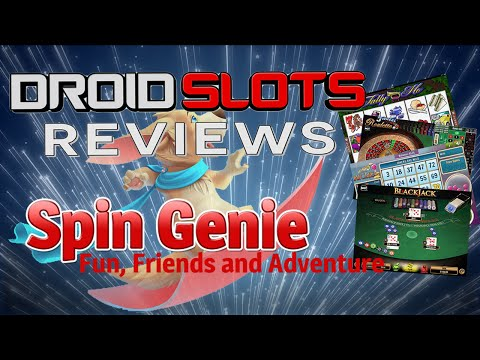 Spin Genie Mobile Casino Review