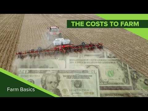 Farm Basics #1098 The Costs To Farm (Air Date 4-21-19)