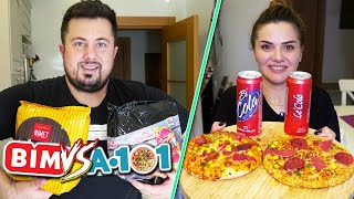 WE COMPARED SUPERMARKET PIZZAS