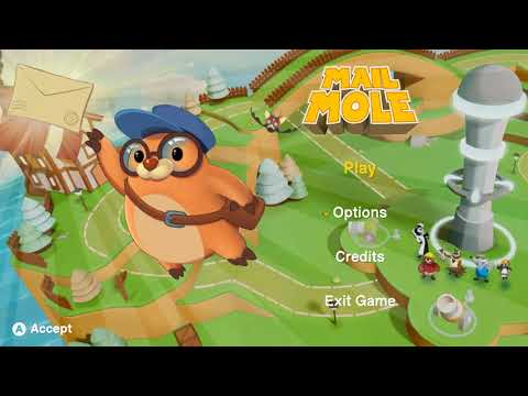 Mail mole, gameplay! |