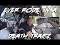 EVER RODE IN A DEATH TRAP? RIDE ALONG WITH STREET OUTLAWS CHUCK!