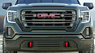 2019 GMC Sierra AT4 (BOSS LEVEL)