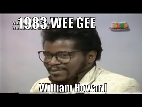 1983 Nat Morris - Wee Gee-Interview