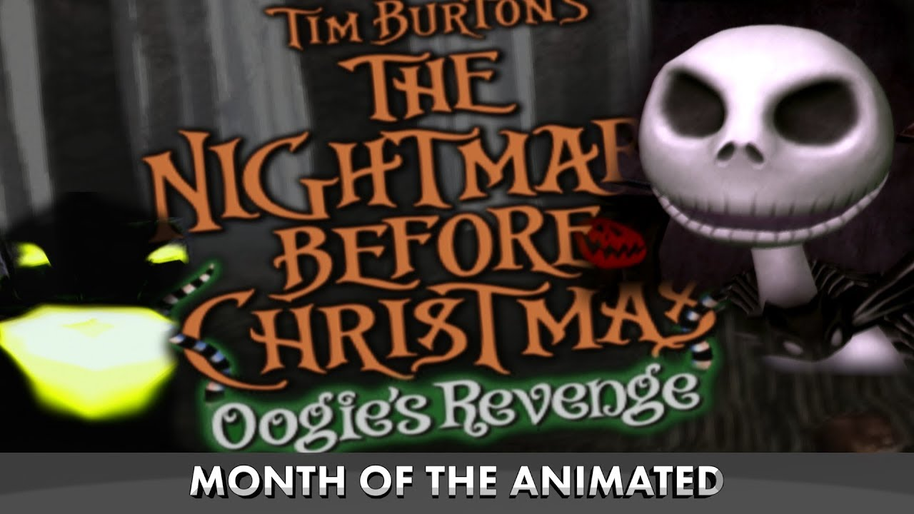 The Nightmare Before Christmas: Oogie\'s Revenge (PS2) - Month of the ...