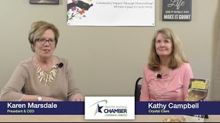 Member Spotlight Meet | Kathy Campbell from Crystal Cave