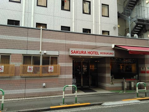 Hotel Sakura Ikebukuro Room Tour_🏨🌸🇯🇵