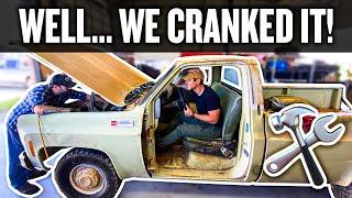 Restoring Earl Dibbles old truck (Part 3)