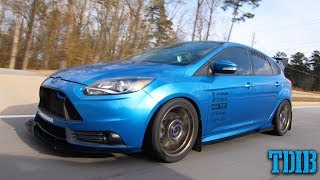 Civic Type R Destroyer? - 400HP Focus ST Review