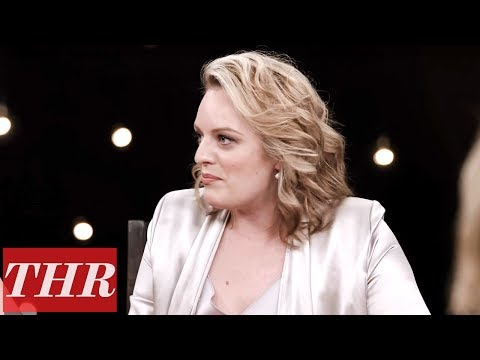 Elisabeth Moss on 'The Handmaid's Tale' Rape Scenes | Close Up With THR