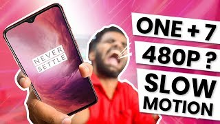 Oneplus 7 Slow Motion Camera 480 fps अच्छा है या बेकार ? 🔥🔥