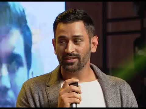 MS Dhoni Inspirational Speech For Indian Youth