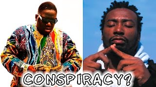 Black Dot - Ol Dirty Bastard & Biggie Smalls Illuminati Death Conspiracy Exposed