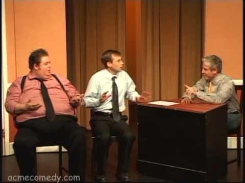"ACME Saturday Night 8/29/09 ""Hostile Workplace"""