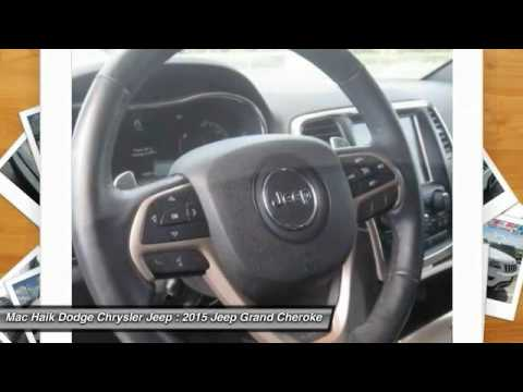 2015 jeep grand cherokee austin b230667 youtube. Black Bedroom Furniture Sets. Home Design Ideas