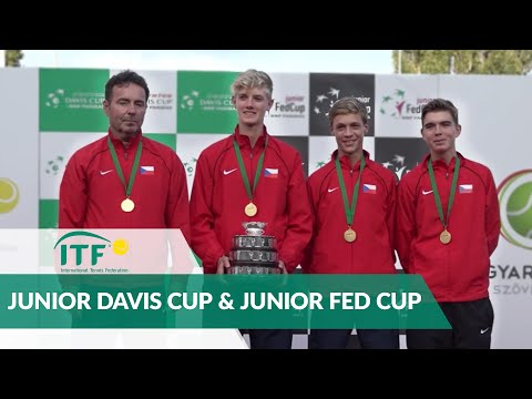 Junior Davis Cup and Junior Fed Cup - Finals round-up