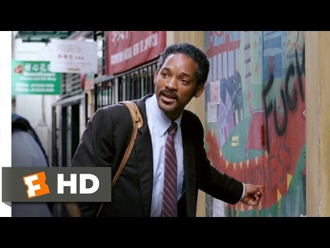 The Pursuit of Happyness 18 Movie CLIP  No Y in Happiness 2006 HD
