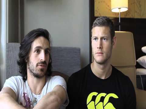 Tom Hopper & Eoin Macken Q+A on COLD