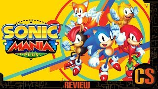 SONIC MANIA PLUS - REVIEW