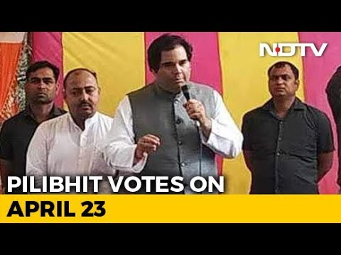 In Varun Gandhi's Pilibhit Campaign, No Mention Of PM Modi, BJP's Work