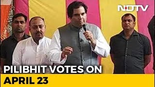 In Varun Gandhi's Pilibhit Campaign, No Mention Of PM Modi, BJP's Work