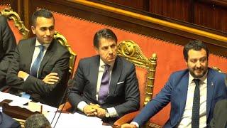 Governo Conte, Renzi attacca Di Maio e Salvini: