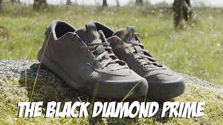 The Black Diamond Prime Approach Shoe