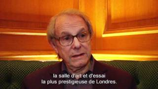 Cannes 2011 - Interview of Ken Loach