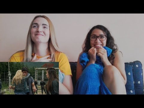 The 100 Season 2 Part 1 Re-Watch Reaction