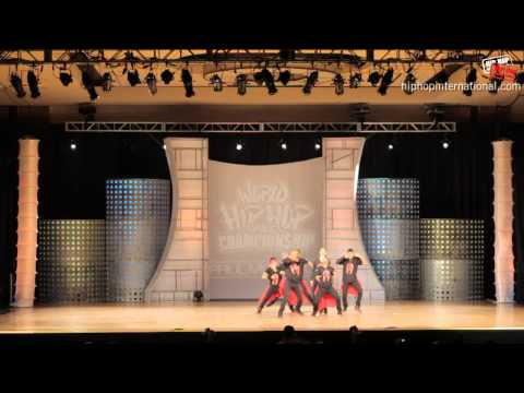 Version 1 - South Africa (Adult) @ HHI's World Hip Hop Dance