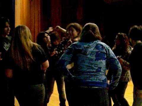 Dance Class in PGSS 2009!!!