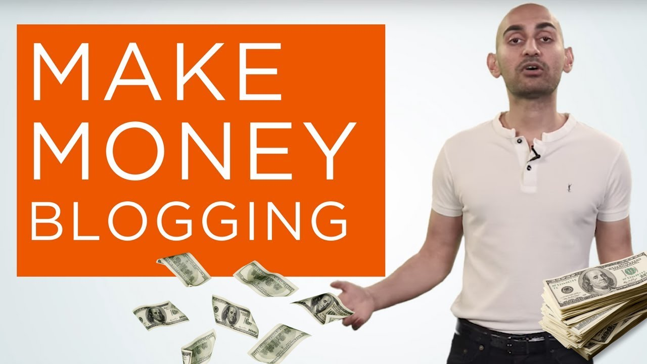 5 WAYS TO MAKE MONEY BLOGGING (Simple Ways to Monetize Your Blog's Audience and Make Money Onli