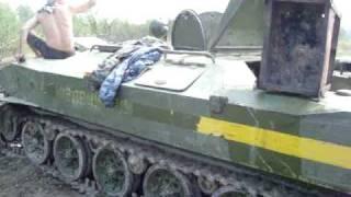 Боевая машина десанта. БМД-2.