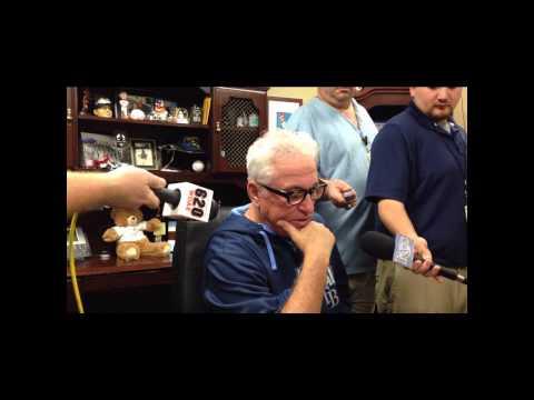Joe Maddon Say Nick Franklin's Power Not Deceptive