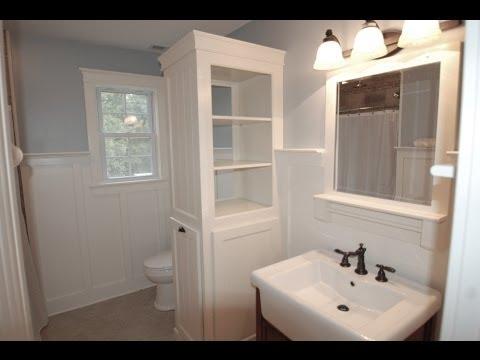 Linen Cabinet / Clothes Hamper Pt 1