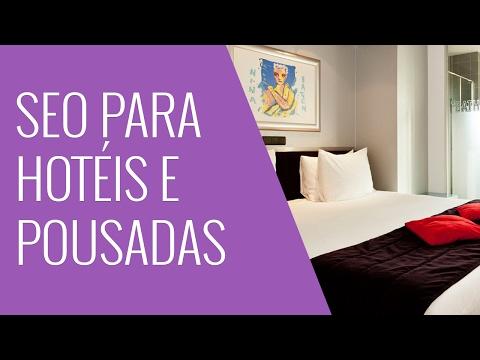 SEO para Pousadas e Hotéis - Curso de SEO na prática