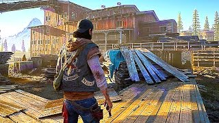DAYS GONE Gameplay Walkthrough DEMO PS4 Exclusive 2017 - Developer Commentary