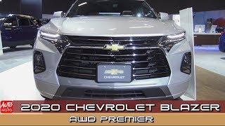 2020 Chevrolet Blazer AWD Premier - Exterior And Interior - 2019 Montreal Auto Show