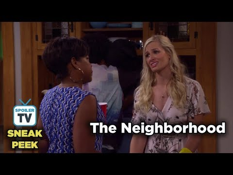 "The Neighborhood 1x04 Sneak Peek 2 ""Welcome to the Housewarming"""