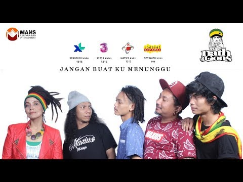 NATH THE LIONS - Jangan Buat Ku Menunggu (Official Music Video)