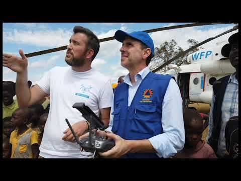 WFP Drones in Mozambique 2019